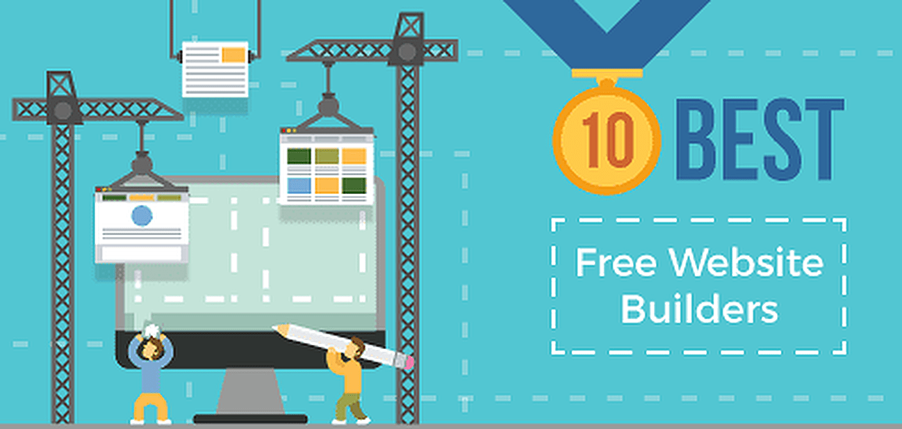 10 best free website
