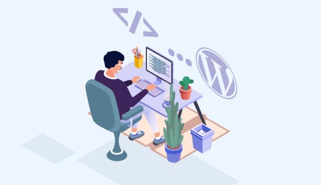 como converter html para wordpress