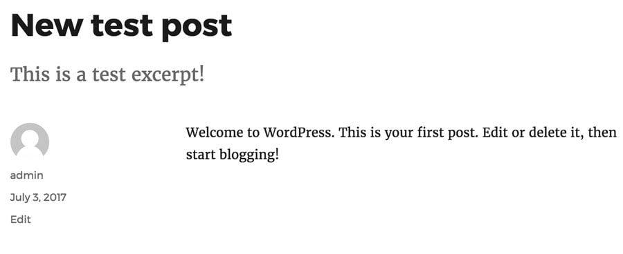 Created WordPress Plugin in Action