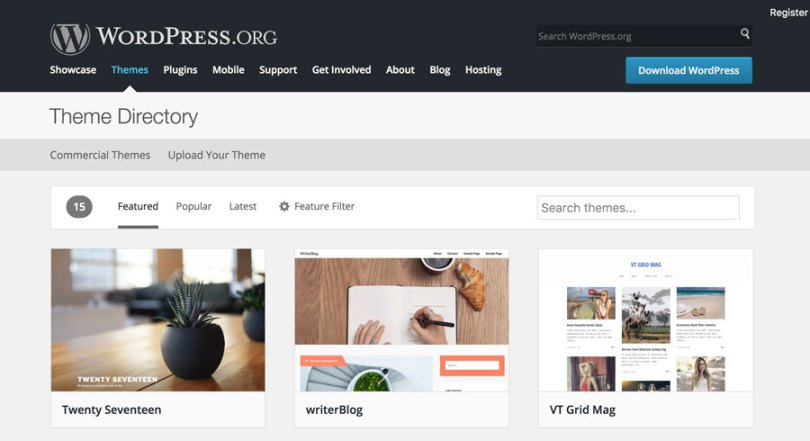 wordpresss plugin directory - Comment devenir développeur WordPress : le guide ultime