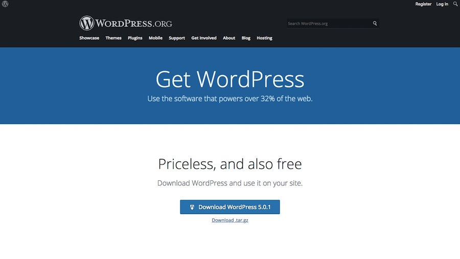 , How to reinstall wordpress (The Correct Way), 357 Mae Lai Services Page