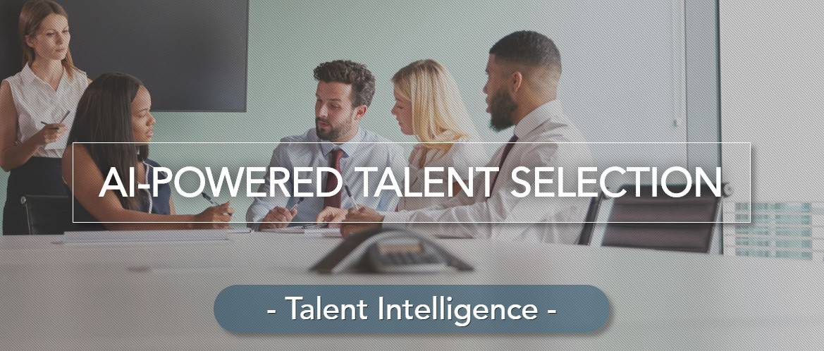 Crowded AI talent selection