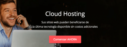 Crea un blog en cloud hosting