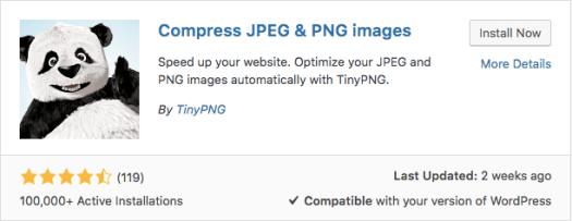 Plugin TinyPNG