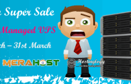 50% off Managed VPS hosting from MeraHost