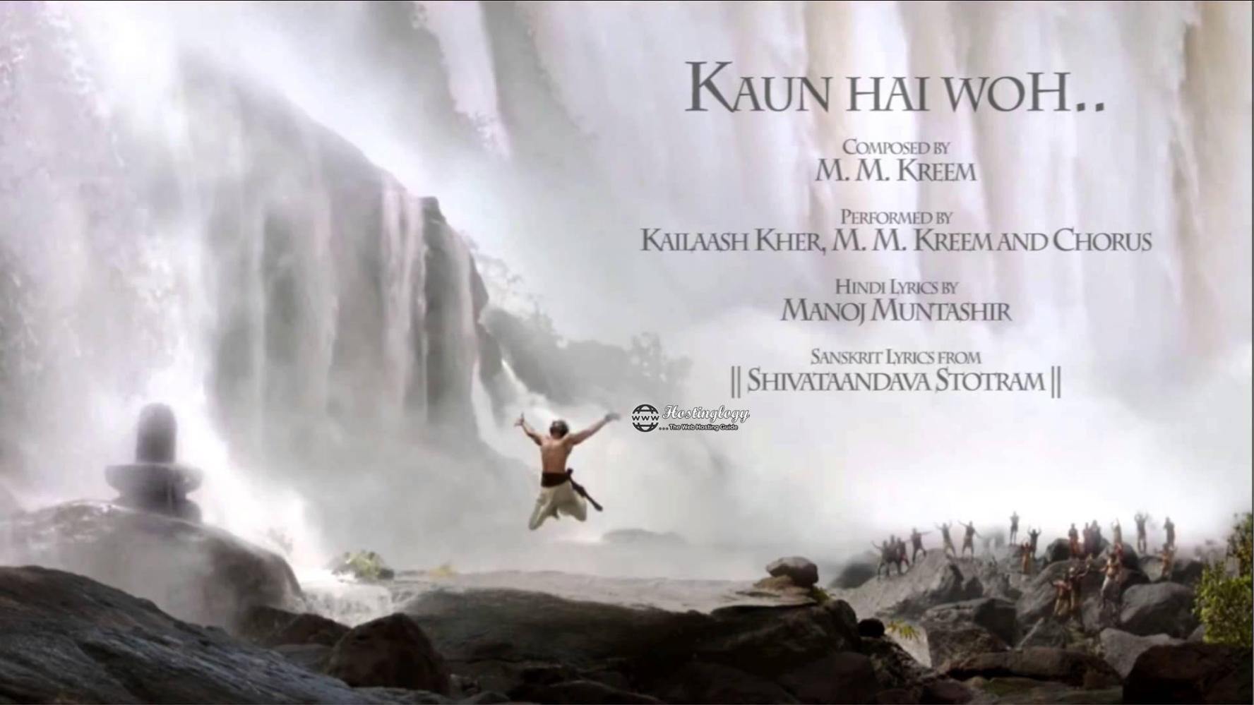 What Is The Meaning Of Sanskrit Verse In The Song Kaun Hai Wo In