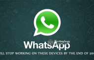 WhatsApp Will Stop Working on These Devices by the end of 2016
