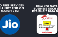 Jio Is Planning To Extend Its Free Services Till 30th June