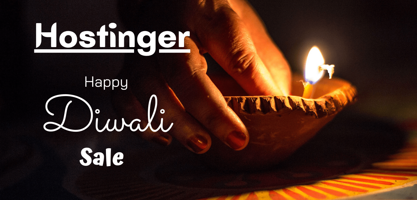 Hostinger Diwali Sale