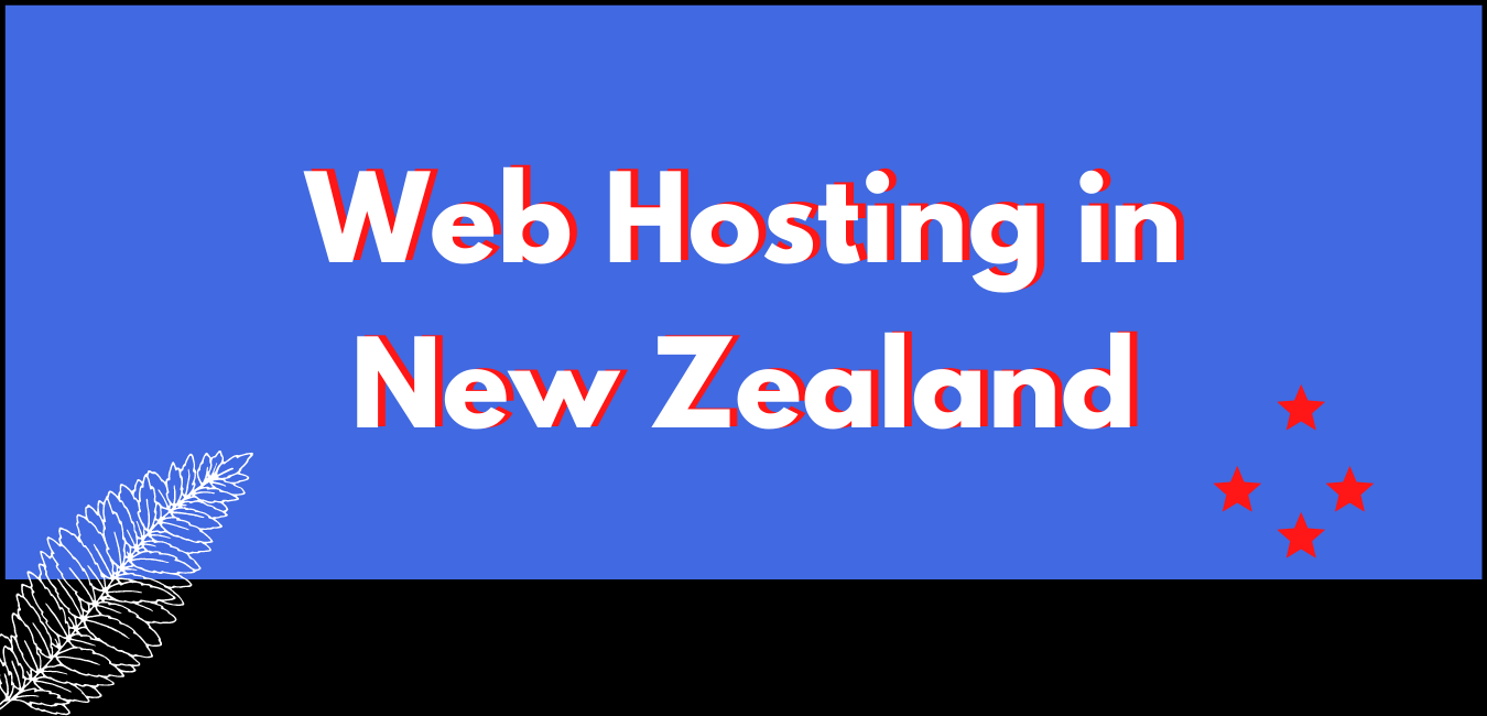 Web Hosting in New Zealand