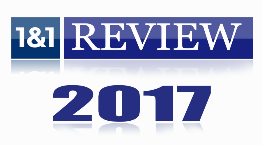 1&1 Web Hosting Review 2017
