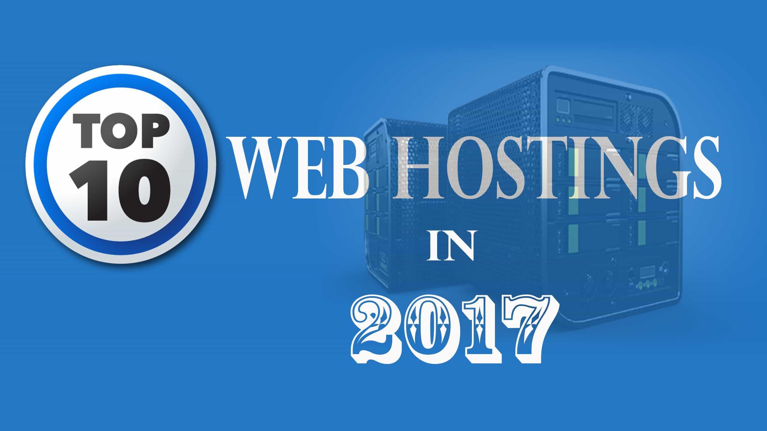 best web hosting in 2017 hostingreviewnow