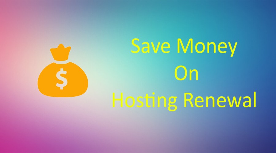 How to Deal With High Web Hosting Renewal Cost Cunningly