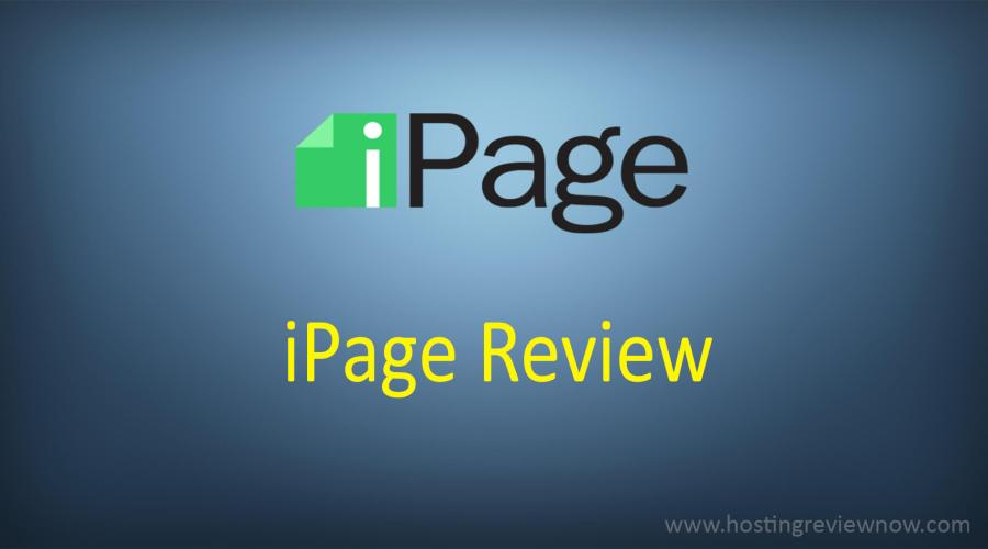 iPage Web Hosting Review 2017