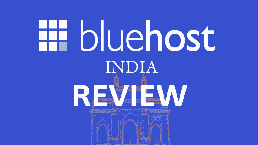 BlueHost India Review; Is it a Good Hosting For Indian Websites?