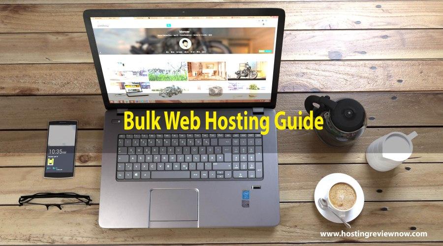 How To Buy Bulk Web Hosting?; Bulk Hosting Guide