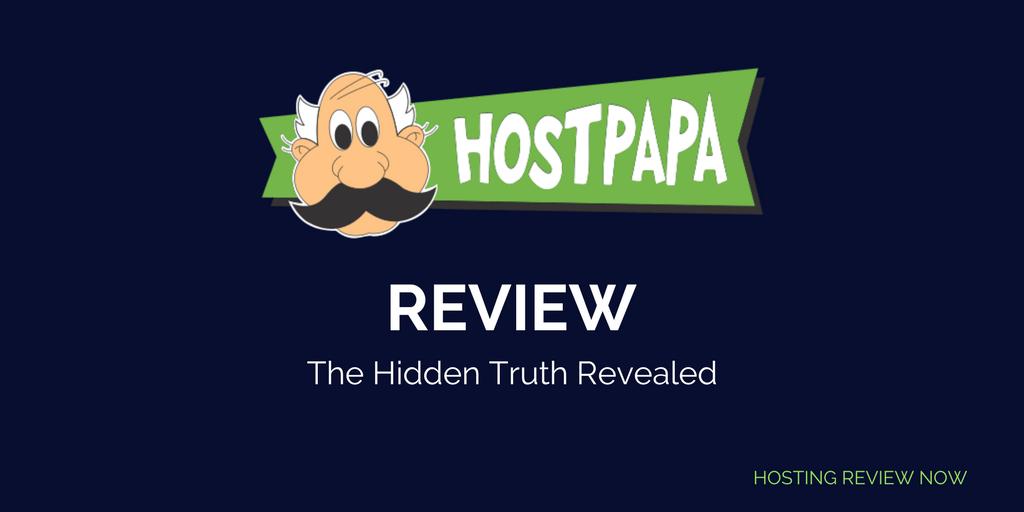 HostPapa Review 2018