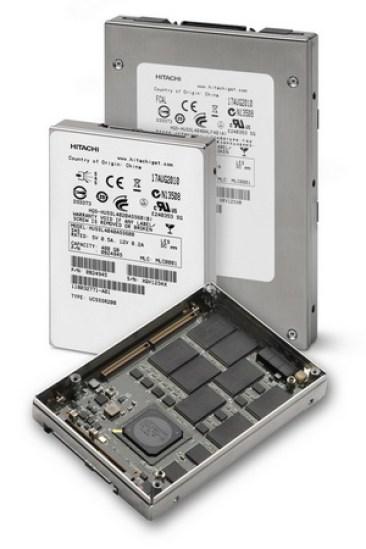 SDD Hitachi servidores