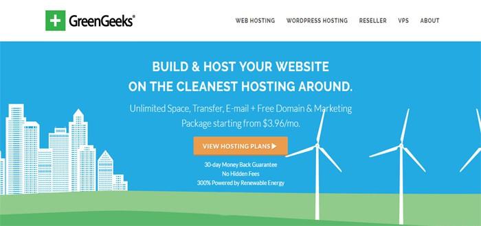 greengeek hosting