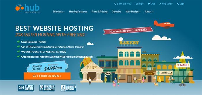 webhostinghub excellent web hosting company