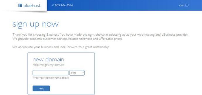 bluehost cheap domain registrar