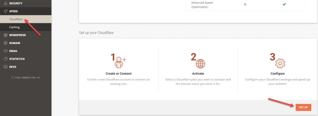 siteground cloudflare setup