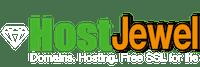 logo for hostjewel cheap ssd hosting