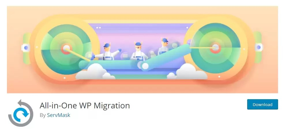 Download All-in-One WP Migration