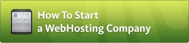 How To Start A Web Hosting Company
