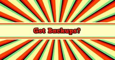 The HostNexus Backup System (We've got your back)