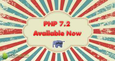 PHP 7.2 Released and Available
