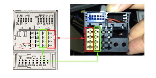 small resolution of 2004 vw touareg radio wiring diagram