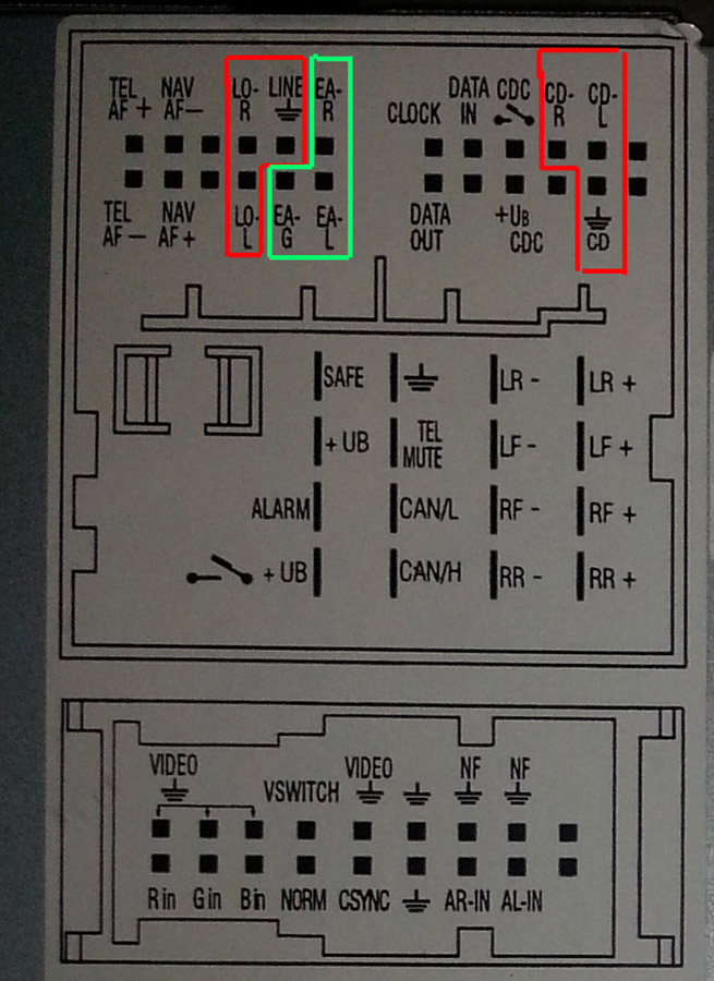 2012 Pat Factory Radio Wiring Diagram