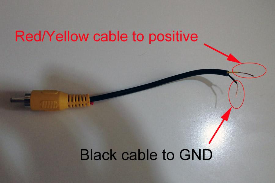 Rca Plug Wiring Diagram
