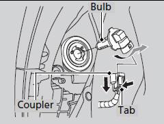 Replacing Light Bulbs :: Maintenance :: Honda Crosstour