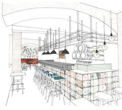 Luna Rossa reopens in Notting Hill with conveyor belt for