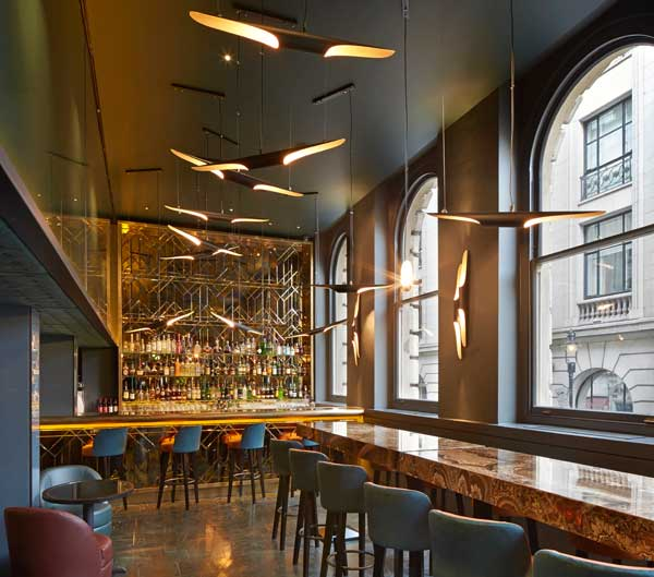 London dominates the 2014 Restaurant and Bar Design Awards