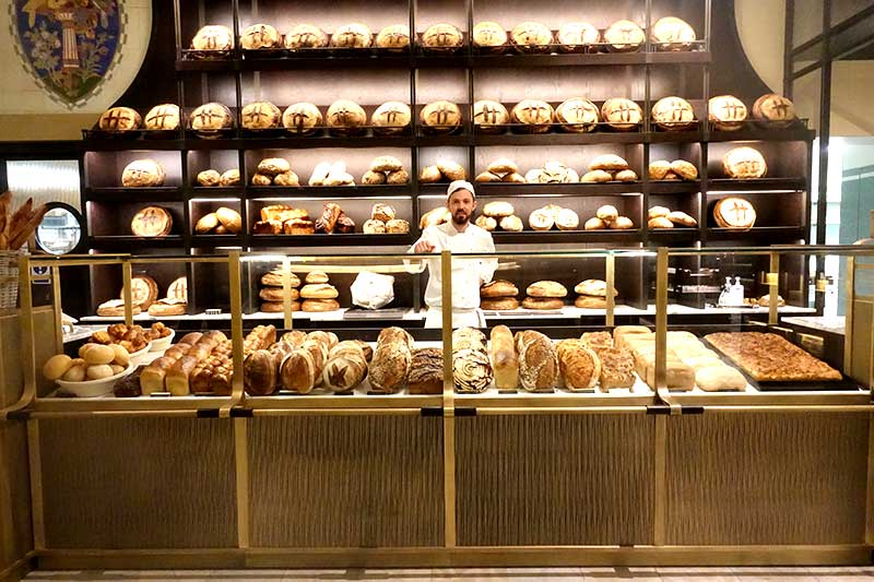 Harrods Food Hall redesign begins with opening of new Roastery and Bake Hall  Latest news