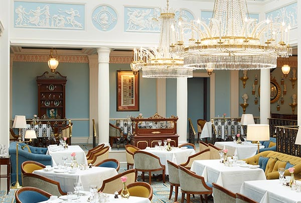 Londons Michelin starred restaurants for 2017  Articles