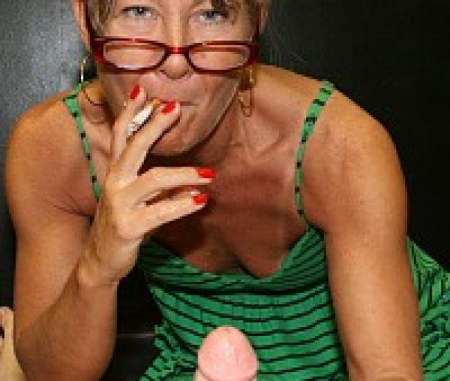 Smoking Handjob With Leilani Lei From Over  Handjobs