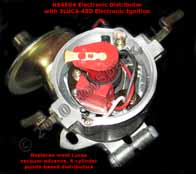 Delco Remy Wiring Diagram Hot Spark Electronic Ignition Conversion Kit Replaces