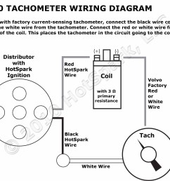 volvo 1800 tachometer wiring diagram with hotspark ignition 65 chevelle tach wiring diagram tach wiring diagram [ 2046 x 1336 Pixel ]