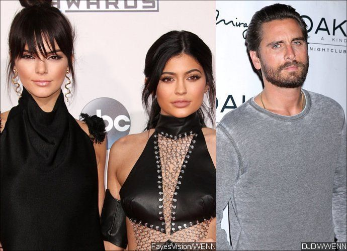 Yikes! Kendall and Kylie Jenner Reportedly in 'Bizarre Love Triangle' With Scott Disick
