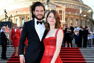 Kit Harington and Rose Leslie Are Engaged!