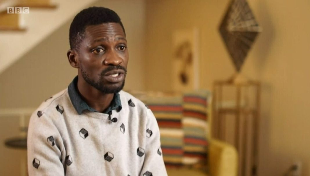 """I'm going to continue the fight, even if i die trying""- Bobi Wine"