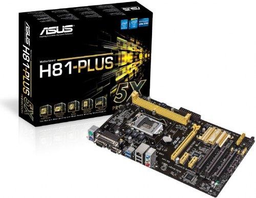 華碩推出五款 H81晶片組入門級主機板 - [哈燒王 Hot3c]