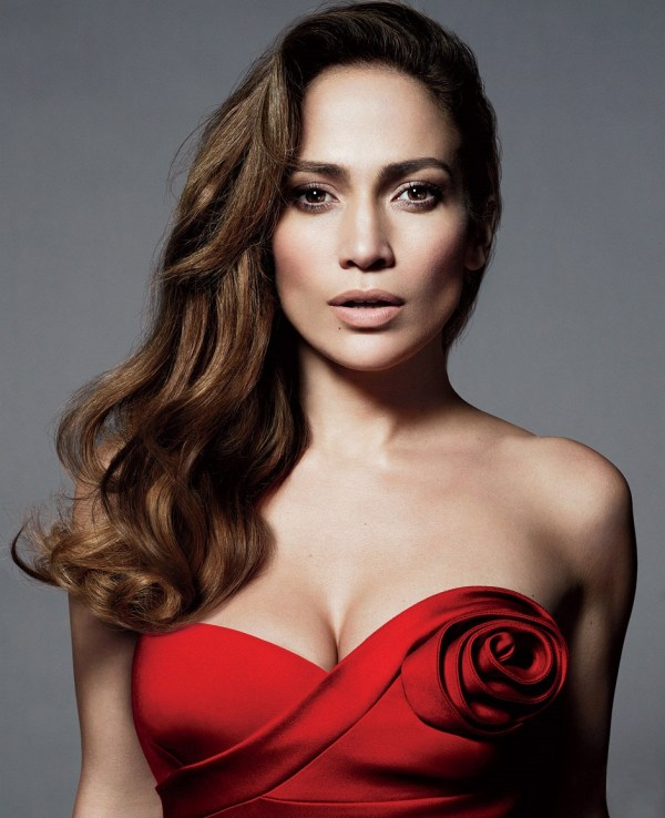 Jennifer Lopez Vogue