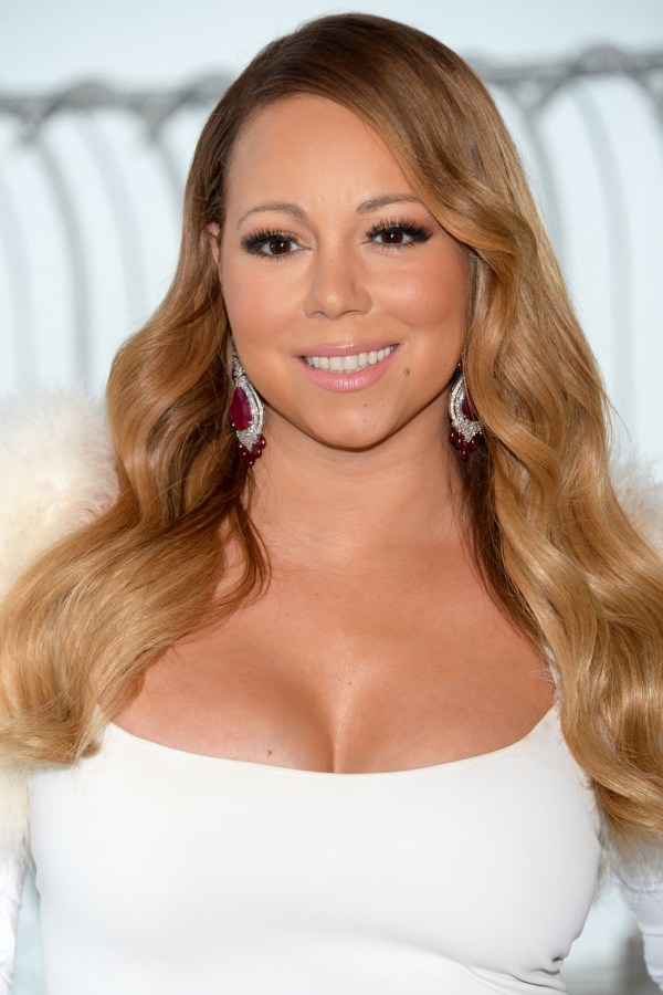 Mariah Carey Hot & Sexy Leaked Hd