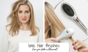 ionic hair brushes facts