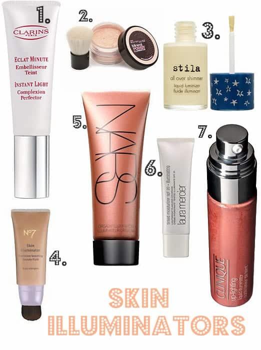 Skin Illuminators 7 Key Places to Apply For Radiant Skin